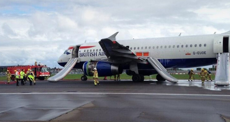 British Airways Strike Illegal
