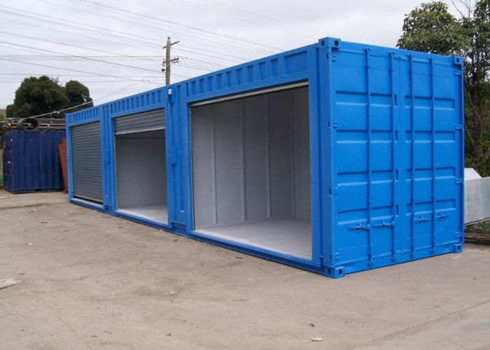 Steel Storage Containers Are Hard To Beat