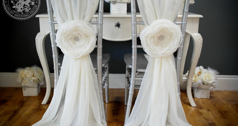 Wedding Chair Covers Hire